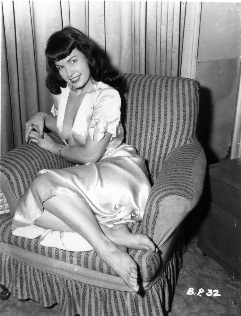 Betty Page Photos: Bettie Page (SFW)