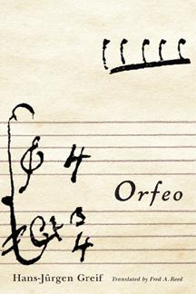 Orfeo by Hans-Jürgen Greif