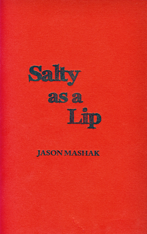 An interview with Jason Mashak