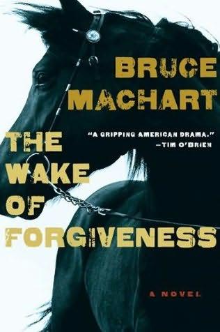 The Wake of Forgiveness by Bruce Machart
