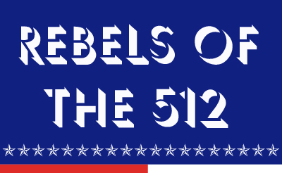 Rebels of the 512 ebook give-away