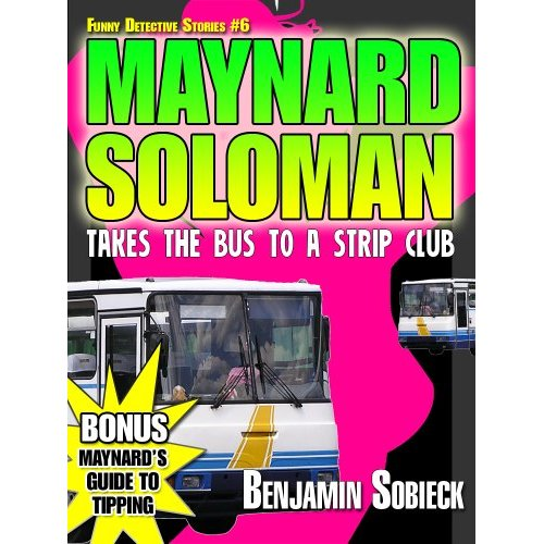 Maynard Soloman to the rescue: An interview with Benjamin Sobieck