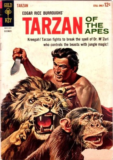 Character Crush: Tarzan of the Apes by Karené