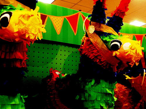 Pinatas (Flickr user  Joelk75)