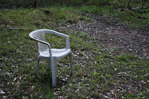 """Smoking Chair"" (photo by Flickr user Sam Hames)"