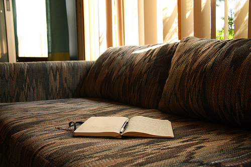 """Written in Slumber"" (photo by Flickr user matryosha)"