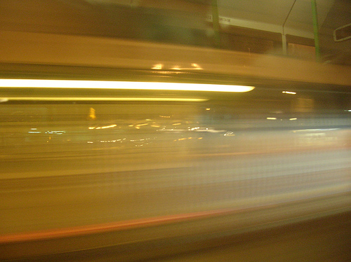 """Bus Home 3"" (photo by Flickr user Rob Brewer)"