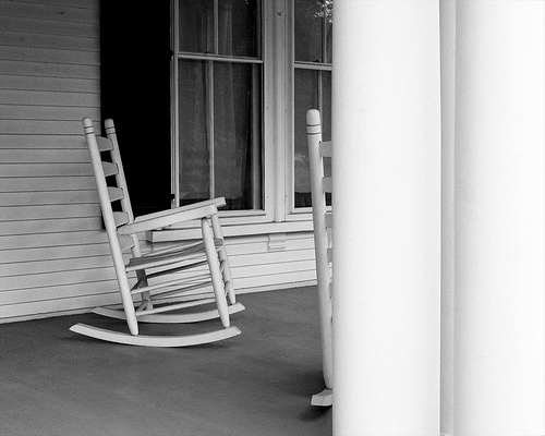 """Chair"" (photo by Flickr user Matt Jiggins)"
