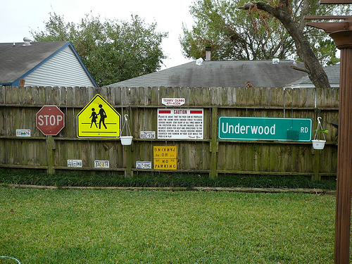 Signs by Tammy Peacy