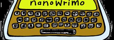Countdown to NaNoWriMo