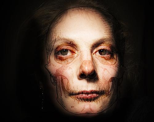 """Memento mori"" image by Flickr user juliette. "" - mementomori"