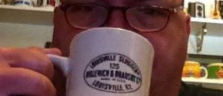 Paul Barile, what's in your mug?