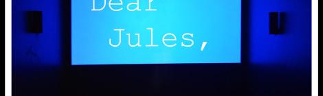 Dear Jules, by Grace Courvoisier