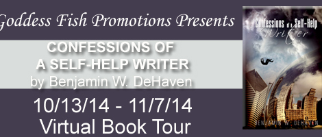 Confessions of a Self-Help Writer: An interview with Benjamin W. DeHaven