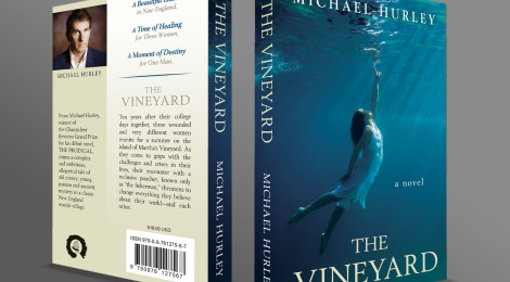 The Vineyard: An excerpt from Michael Hurley's new novel + giveaway