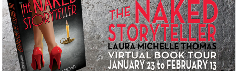 The Naked Storyteller: An interview with Laura Michelle Thomas