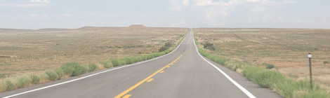 Four Mile Road by Elizabeth Maria Naranjo
