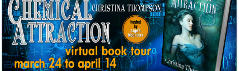 Chemical Attraction: An excerpt + #giveaway from Christina Thompson