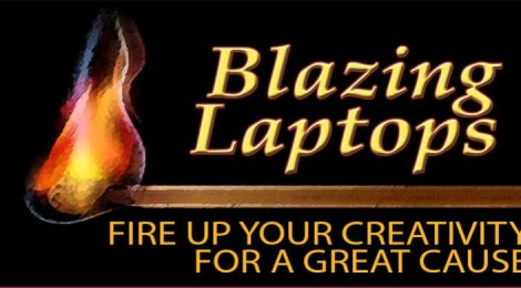 Supporting the writing community: Blazing Laptops