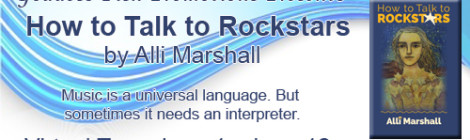 How to Talk to Rockstars: An interview with Alli Marshall