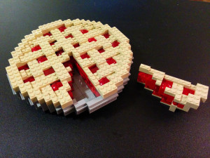 Cherry Pie for Pi Day 2015 courtesy Flickr user Bill Ward