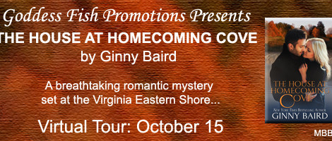 The House at Homecoming Cove: An excerpt + #giveaway