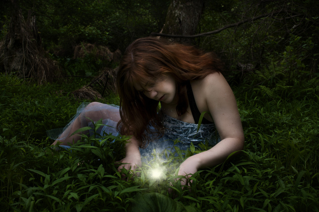 How to catch a fairy by Flickr user Rachel Adams
