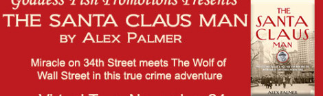 REVIEW: The Santa Claus Man by Alex Palmer