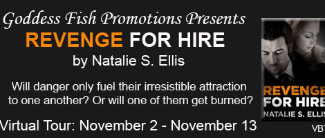 Revenge for Hire: An interview with Natalie S. Ellis
