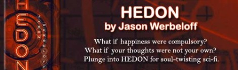 Hedon: An excerpt + #giveaway from Jason Werbeloff