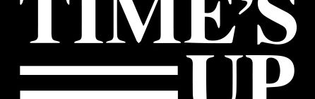 Dear Literary Predators: #TimesUp
